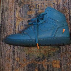 Jordan Shoes - Jordan 1 Gatorade Blue lagoon